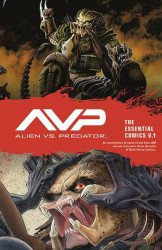 Dark Horse Comics's Aliens vs Predator:The Essential Comics TPB # 1
