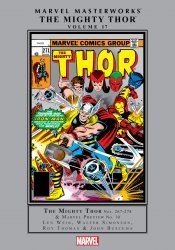 Marvel Comics's Marvel Masterworks: The Mighty Thor Hard Cover # 17