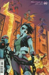 DC Comics's Teen Titans Issue # 38b