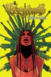 Top Cow's Genius Cartel TPB # 2