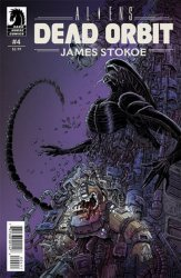 Dark Horse Comics's Aliens: Dead Orbit Issue # 4