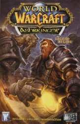 WildStorm's World of WarCraft: Ashbringer Issue preview