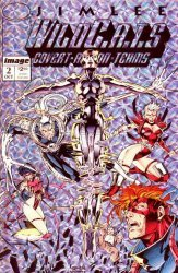 Image Comics's WildC.A.T.S: Covert Action Teams Issue # 2
