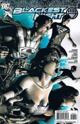 DC Comics's Blackest Night Issue # 7b