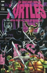 IDW Publishing's Teenage Mutant Ninja Turtles: Urban Legends Issue # 23b