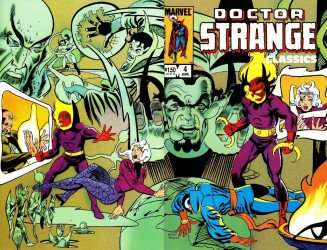 Marvel Comics's Doctor Strange Classics Issue # 4