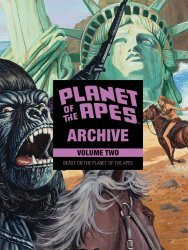 BOOM! Studios's Planet Of The Apes: Archive Hard Cover # 2
