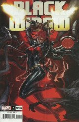 Marvel Comics's Black Widow Issue # 4d