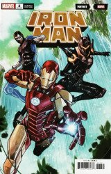 Marvel Comics's Iron Man Issue # 2e