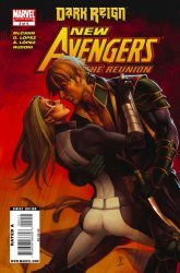 Marvel Comics's New Avengers: The Reunion Issue # 2