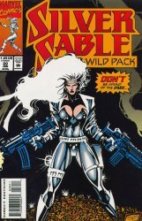 Marvel Comics's Silver Sable and the Wild Pack Issue # 20