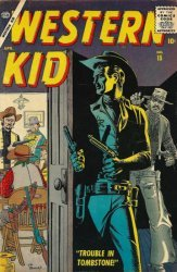 Atlas's Western Kid Issue # 15