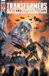 IDW Publishing's Transformers vs. Terminator Issue # 1ri