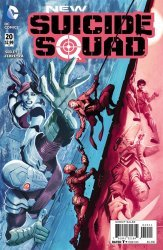 DC Comics's New Suicide Squad Issue # 20