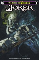 DC Comics's Joker: Year of the Villain Issue # 1comics elite-d