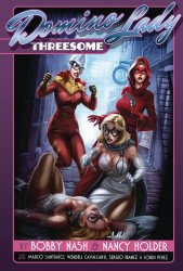 Moonstone's Domino Lady: Threesome TPB # 1