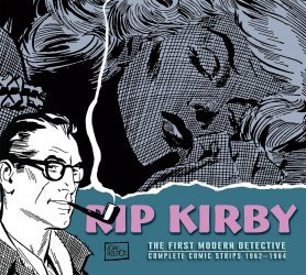 IDW Publishing's Rip Kirby:  The First Modern Detective Hard Cover # 7