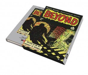 PS Artbooks's Pre-Code Classics: The Beyond Hard Cover # 2b