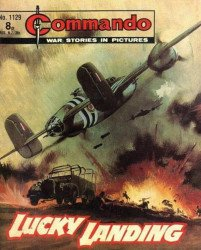 D.C. Thomson & Co.'s Commando: War Stories in Pictures Issue # 1129