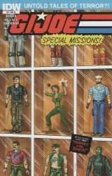 IDW Publishing's G.I. Joe: Special Missions Issue # 3ri