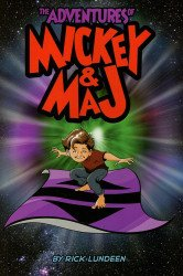 Action Lab Entertainment's Adventures Of Mickey & Maj  TPB # 1