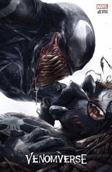 Marvel Comics's Venomverse Issue # 1nycc-a