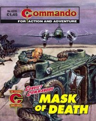 D.C. Thomson & Co.'s Commando: For Action and Adventure Issue # 4379