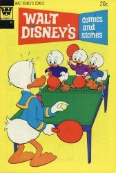 Gold Key's Walt Disney's Comics and Stories Issue # 402whitman