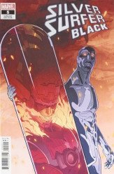 Marvel Comics's Silver Surfer: Black Issue # 5e