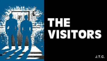 Chick Publications's The Visitors Issue nn