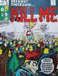 Potato Head Comics's Kill Me Issue # 2