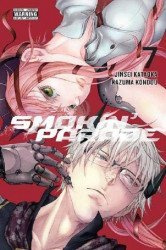 Yen Press's Smokin Parade Soft Cover # 7