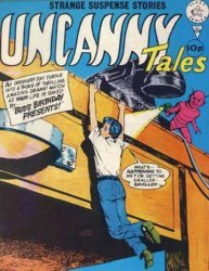 Alan Class & Company's Uncanny Tales Issue # 108