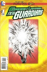 DC Comics's Green Lantern: New Guardians - Futures End Issue # 1b