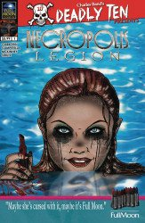Full Moon Toys's Deadly Ten Presents: Necropolis Legion Issue # 1b