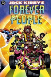 DC Comics's Forever People TPB # 1