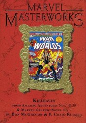 Marvel Comics's Marvel Masterworks: Killraven Hard Cover # 1b