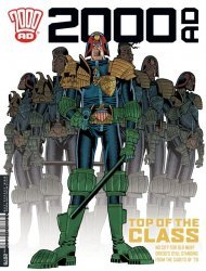 Rebellion's 2000 A.D. Issue # 2079