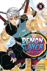 Viz Media's Demon Slayer: Kimetsu No Yaiba Soft Cover # 9
