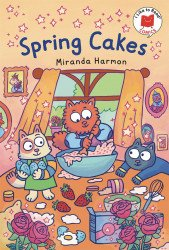 Holiday House's I Like To Read Comics: Spring Cakes Soft Cover # 1