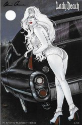 Coffin Comics's Lady Death Issue # 0