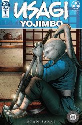 IDW Publishing's Usagi Yojimbo Issue # 1excelsior