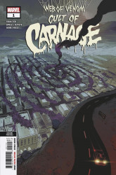 Marvel Comics's Web of Venom: Cult of Carnage Issue # 1 - 2nd print
