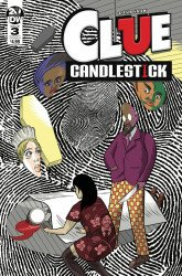 IDW Publishing's Clue: Candlestick Issue # 3