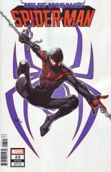 Marvel Comics's Miles Morales: Spider-Man Issue # 23b