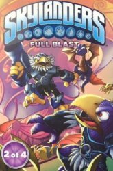 IDW Publishing's Skylanders: Micro Comic Collector Pack Issue # 3
