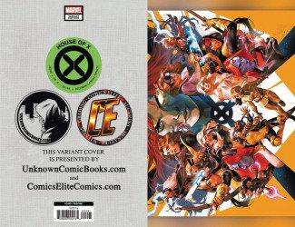 Marvel Comics's House of X Issue # 2 - 4th print-unknown