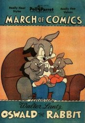 Western Printing Co.'s March of Comics Issue # 53b