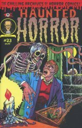 IDW Publishing's Haunted Horror Issue # 23