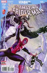 Marvel Comics's The Amazing Spider-Man Issue # 792 - 2nd print